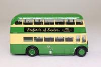EFE 16116; Leyland Titan Bus PD2; City of Exeter; Rt A Whipton