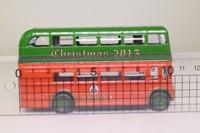 Oxford Diecast SP092; AEC Routemaster Bus; Christmas Model 2015