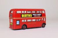 EFE 15602C; AEC Routemaster Bus; London Transport; Rt 76 Stoke Newington, Bank, Blackfriars, Waterloo; Beatties Special