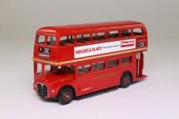 EFE 15610; AEC Routemaster Bus; London Transport; 9 Hammersmith, Kensington, Charing X, Bank