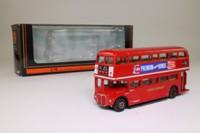 EFE 25505; AEC Routemaster RML Bus; London Transport; Rt 15 East Ham White Horse, Paddington, Oxford Circus, Aldgate, Poplar