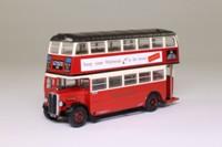 EFE 27809; AEC Regent STL Bus; London Transport; Rt 66 Leytonstone, Romford, Newbury Park
