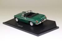 Atlas Editions 4 656 103; MGB Roadster; British Racing Green, 1970
