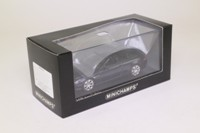 Minichamps 431 026030; 2006 BMW 6 Series Cabrio; Monaco Blue Metallic