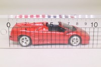 Minichamps 400 103580; 1994 Lamborghini Diablo Roadster; Rosso, Red