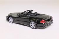Minichamps 400 037170; Mercedes-Benz SL63 AMG Convertible (R230); Schwarz