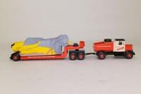 Trackside DG110005; Scammell Ballast & Low Loader; Harvard Plane Load; Siddle Cook