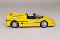 Detail 394; Ferrari F50 Roadster; Yellow