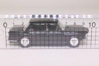 Eligor 1338; 1967 BMW 2000; Taxi, Black