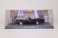 Eaglemoss Batman Automobilia 02; Batmobile; 1960s TV Series; Batcave Diorama