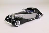 IXO MUS028; 1933 Hispano Suiza J12 T68 Coupe de Ville; Black, Silver