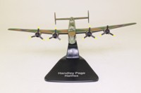 Atlas Editions 4 646 102; Handley Page Halifax Bomber; Royal Air Force