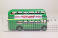 EFE Code 3; AEC RT Double Deck Bus; London Transport; 410 Bromley Common, Biggin Hill, Westerham, Oxted