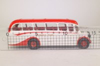 Corgi Classics C949/23; Bedford OB Duple Vista Coach; Howard's Tours of Whitby; Dest: Whitby