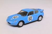 Spark S1307; 1962 Abarth Simca 1300; 1962 le Mans, RN62, Blue
