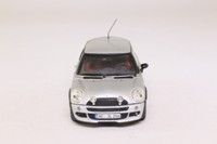Minichamps 431 138271; BMW New Mini Cooper; Aerodynamic Package, Metallic Silver