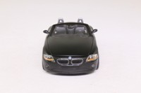 Minichamps 436 021032; 2002 BMW Z4 Roadster; Fulda, Satin Black
