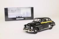 Minichamps 430 043390; 1951 Opel Kapitan Taxi