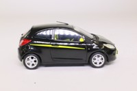 Minichamps 400 088200; 2009 Ford Ka; Digital Black Metallic