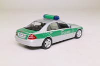 Minichamps 400 031592; 2004 Mercedes-Benz E-Class Sedan; Polizei, Police