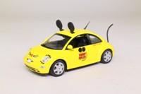 Minichamps 430 058095; 1998 Volkswagen New Beetle; Truly Nolan Pest Control
