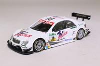 Minichamps 400 053416; Mercedes-Benz C-Class DTM; 2005, Team Mucke, S Mucke; RN16