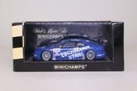 Minichamps 400 013110; Mercedes Benz CLK DTM; 2001, Team Manthey; P Huisman, RN10