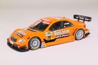 Minichamps 400 063518; Mercedes-Benz C-Class DTM; 2006, Team Mucke, D La Rosa; RN18