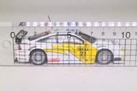 Minichamps 430 954121; Opel Calibra V6; 1995 DTM, Joest Racing, Ni Amorim, RN21