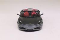 IXO FER019; 2005 Ferrari F430 Spider; Silver