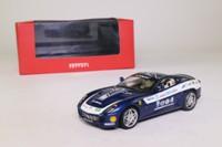 IXO FER074; Ferrari F399 GTB; 2006 Panamerican, Blue