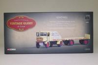 Corgi Classics 80002; Sentinel Steam Wagon; Flatbed & Trailer, Paul Bros, Birkenhead, Sacks Load