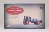 Corgi Classics 80004; Sentinel Steam Wagon; Flatbed, Wynns, Oil Drum Load