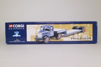 Corgi Classics 16701; Scammell Highwayman; Low Loader; Wrekin Roadways