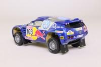 Minichamps 436 055303; Volkswagen Touareg; 2005 Rallye Por La Pampas Winners; Saby/Perin, RN103