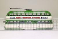 Corgi OOC 43505; Blackpool Balloon Tram; Post War; Squires Gate & Airport