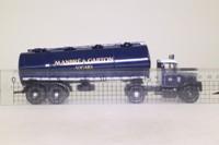 Corgi Classics CC10702; Scammell Highwayman; Artic Tanker, Manbre & Garton