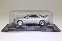del Prado 70; 1989 Nissan Skyline GT-R; Metallic Silver