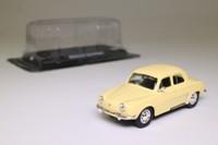 del Prado; 1960 Renault Dauphine; Yellow