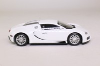 Minichamps 519 431100; Bugatti Veyron; Top Gear Power Lap; The Stig
