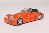 Spark SPMN01; Morgan Aero 8; Metallic Orange