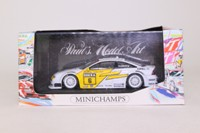 Minichamps 430 944106; Opel Calibra V6; 1994 DTM, Joest Racing, K Rosberg, RN6