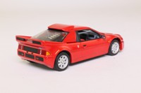 Minichamps 430 080201; 1986 Ford RS200; Performance Red