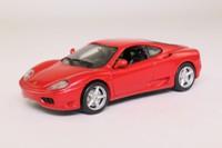 Hot Wheels 23901; Ferrari 360 Modena; Red