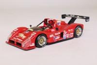 Minichamps 430 977603; Ferrari 333 SP; 1997 12h Sebring 1st; Evans/Dalmas/Johansson/Velez; RN3