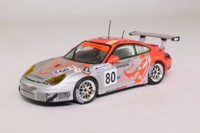 Minichamps 400 066480; Porsche 911 GT3 RSR; 2006 24h Le Mans; van Overbeek/Neiman/Long, RN80