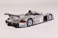 Minichamps 430 000907; Audi R8; 2000 24h Le Mans; Abt-Alboreto-Capello; RN7