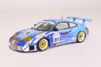 Spark S0922; Porsche 911 GT3 RSR; 2004 24h Le Mans; The Racer's Group; Nielsen/Donaldson/Fisken, RN81