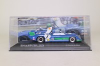 IXO LM1973; Matra MS670B; 1973 Le Mans Winner, H Pescaralo, , G Larrousse