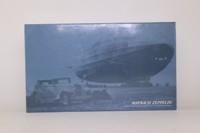 Minichamps 436 039400; 1930 Maybach Zeppelin; Dark Red